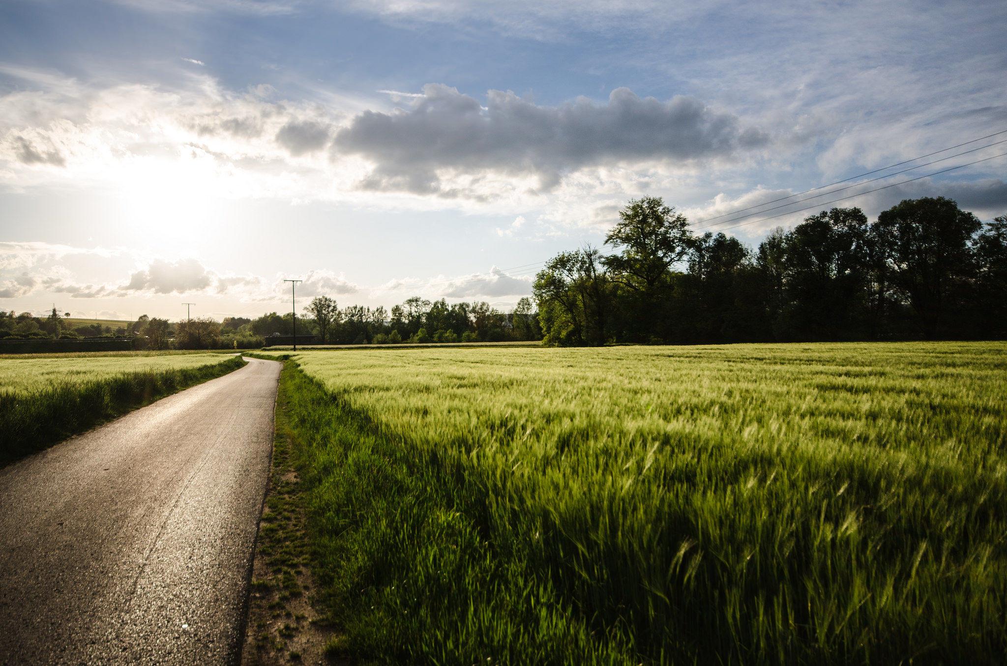 Natur Landschaft Deutschland Gestaltung Beeinflussung