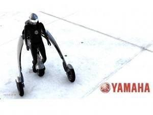 Deus ex Machina, Elektro-Exoskeleton