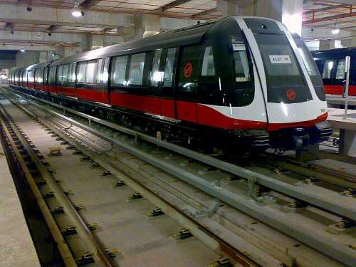 Kim Chuan Depot Singapur MRT