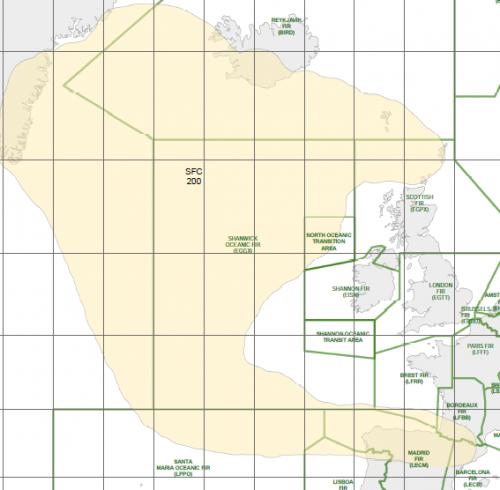 Ausbreitung Aschewolke Westeuorpa Nordspanien 9. Mai