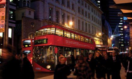 London bekommt seine roten Doppeldecker wieder