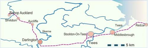 Stockton – Darlington