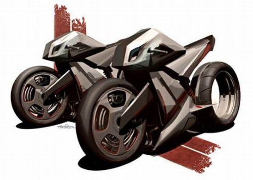 Abarth NGR-01, Elektromotorrad, Konzeptmotorrad, Motorrad, Elektromobilität