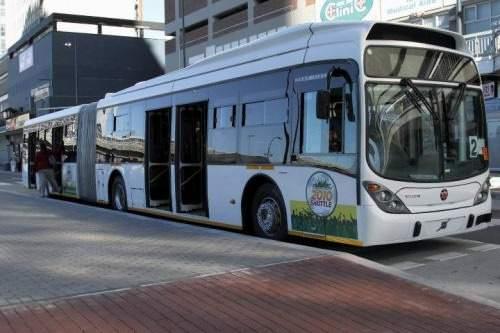 BRT Port Elizabeth Fußballweltmeisterschaft 2010 Südafrika