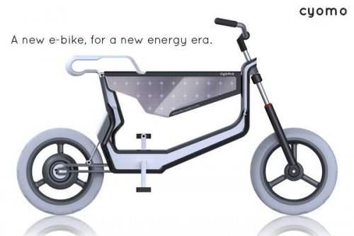 cyomo elektrofahrrad ebike solar pendeln pendelverkehr
