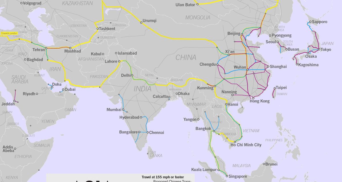 """Die neue Seidenstraße: von China nach Europa mit der Eisenbahn<span class=""""wtr-time-wrap after-title"""">~<span class=""""wtr-time-number"""">12</span> Minuten Lesezeit</span>"""