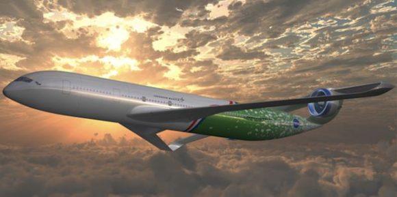 Lockheed Martin NASA Flugzeug des Jahres 2025 Entwurf Designstudie