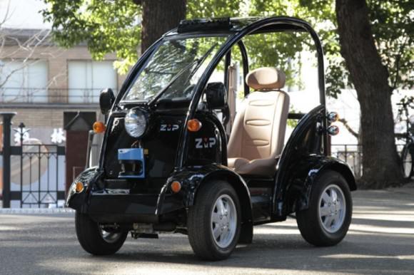 ZMP RoBoCar MeV Roboterauto Elektroauto aus Japan
