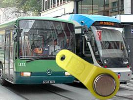 Akbil Istanbul Fahrausweis wiederaufladbar ÖPNV Busse Straßenbahnen Fähren U-Bahn Metro