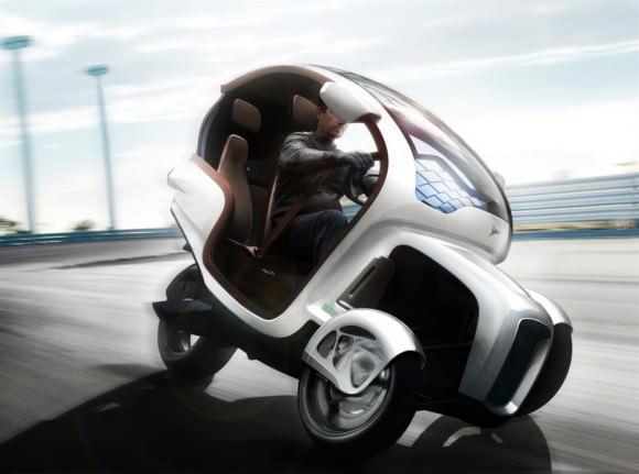 ICONA Design E3WM Elektroauto für die Stadt