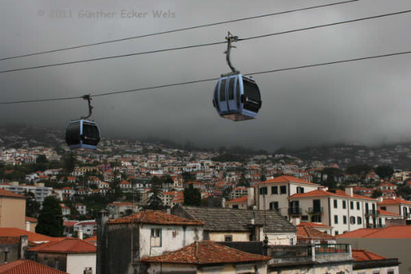 Seilbahn Stadt Mobilität Luftseilbahnen urbaner Raum