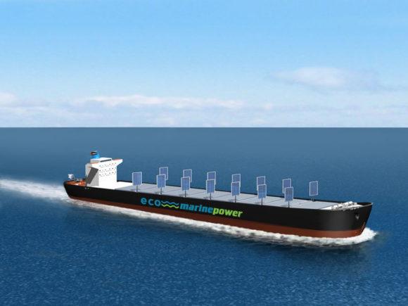 Aquarius Eco Marine Power Solarsegel