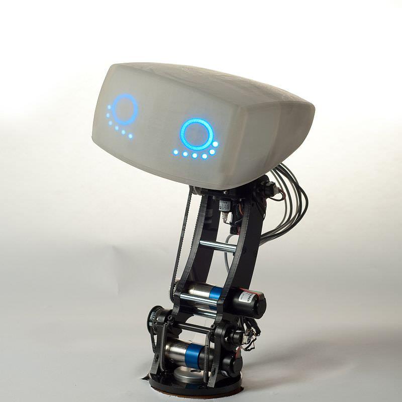 AIDA 1.0 VW MIT Navigationssystem Roboter Emotionen