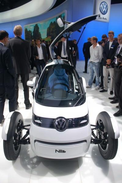 Volkswagen NILS Internationale Automobil Ausstellung 2011 IAA