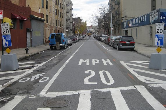 30 Zone in New York Bronx