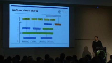 Zugsicherungstechnik Hackerangriff Cybersecurity Schienenverkehr