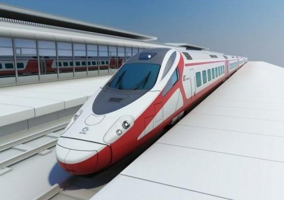Pendolino für die polnische PKP von Alstom Hochgeschwindigkeitszug