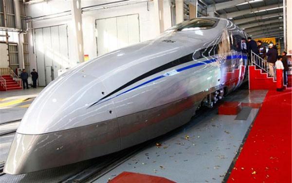 Hochgeschwindigkeitszug China