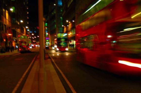 London Bus ÖPNV TfL