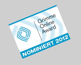Zukunft Mobilität für Grimme Online Award nominiert *mit Publikumsabstimmung*