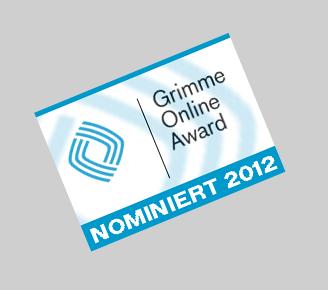 Grimme Onine Award Nominierung 2012 Zukunft Mobilität