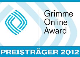 Grimme Online Award Preisträger 2012