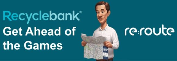 Recylcebank London 2012