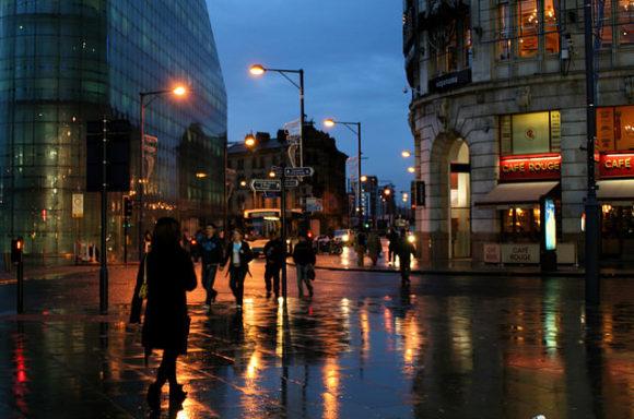 Innenstadt Manchester