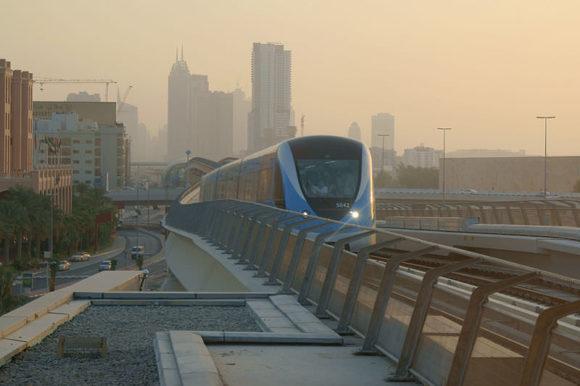 Metro Dubai Zug