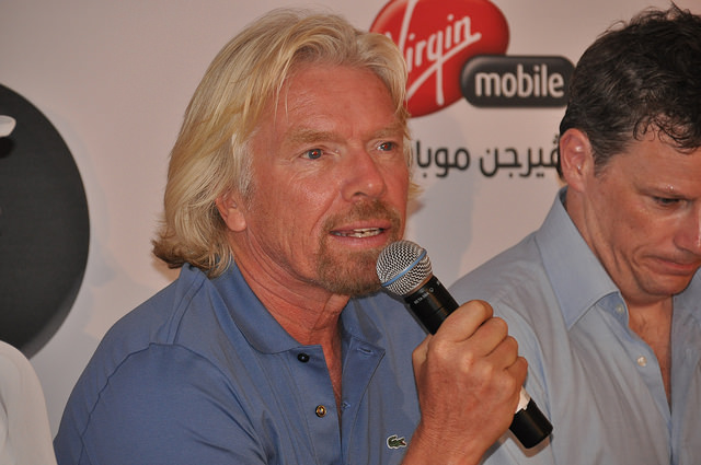 Foto Branson
