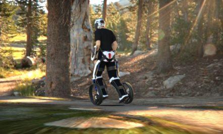 Mobilität zum Anziehen – Das XOR-Exoskelett (Designstudie)