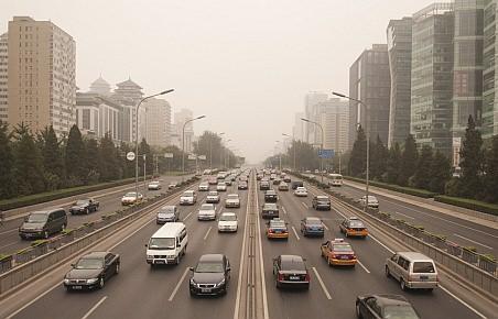 Feinstaub und Luftverschmutzung in Städten