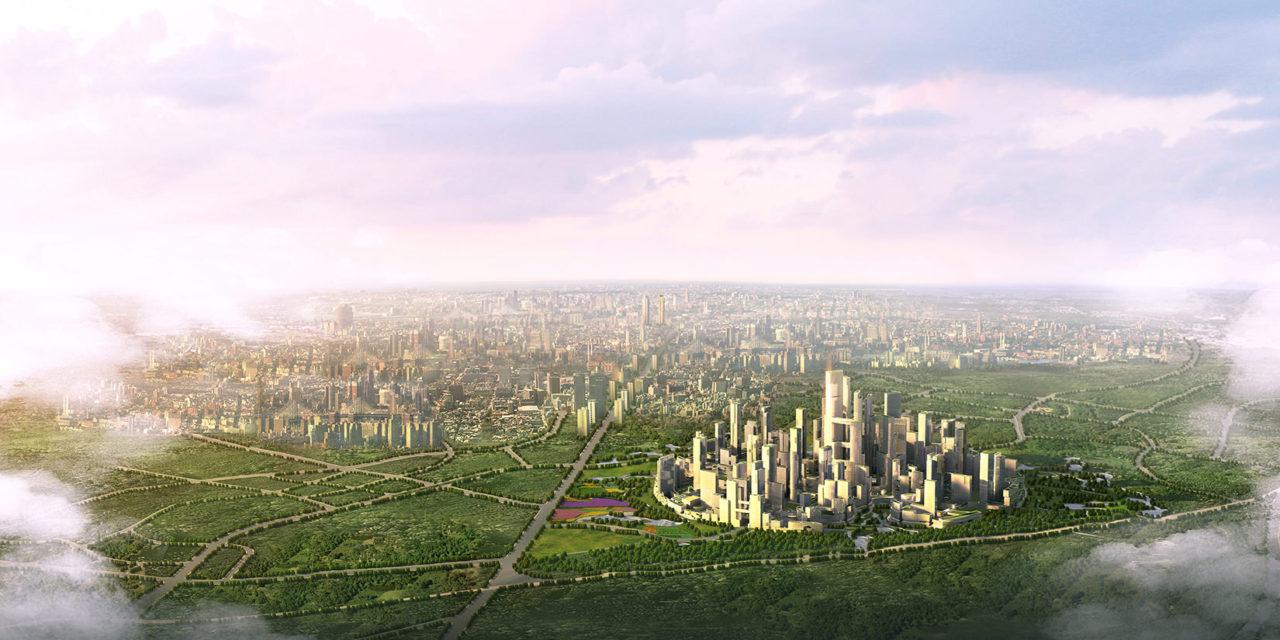 """Entsteht in China eine autofreie Stadt, in der alles maximal 15 Minuten Fußweg entfernt ist?<span class=""""wtr-time-wrap after-title"""">~<span class=""""wtr-time-number"""">3</span> Minuten Lesezeit</span>"""