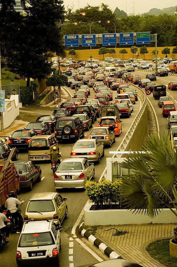 Rush Hour Kuala Lumpur
