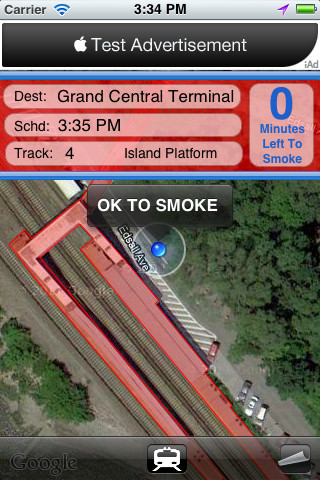 train smoker App