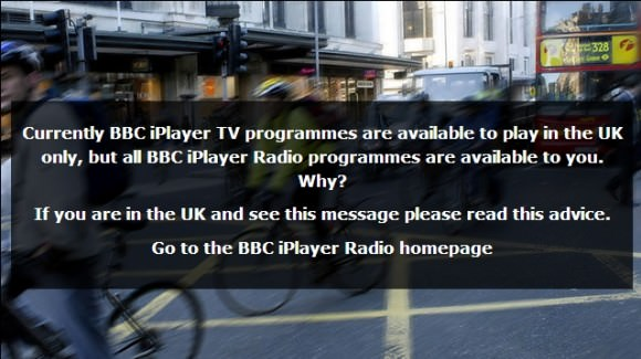 BBC iPlayer War on Britain's Roads