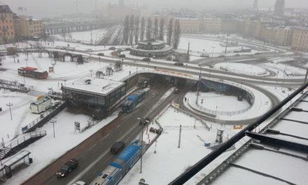 Slussen in Stockholm: Vorbildlicher Umbau eines Verkehrsknotenpunkts