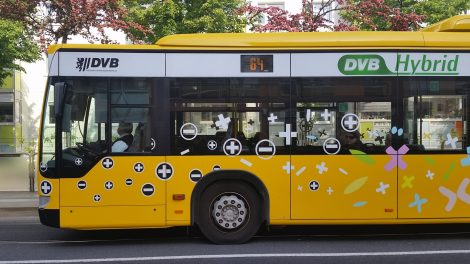 DVB AG Hybridbus Mercedes Benz