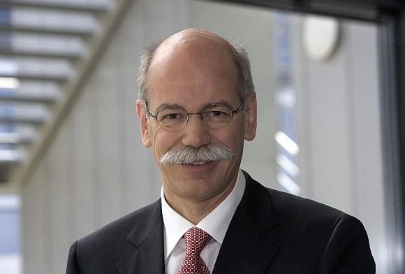 Porträt Dieter Zetsche
