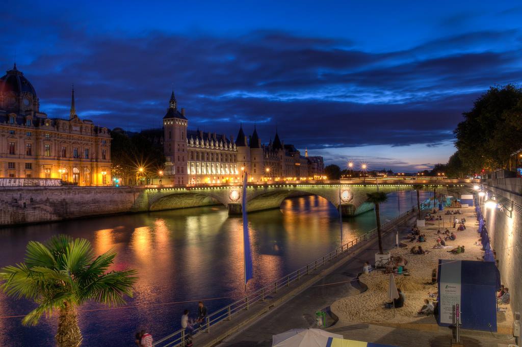 Paris Plage Strand