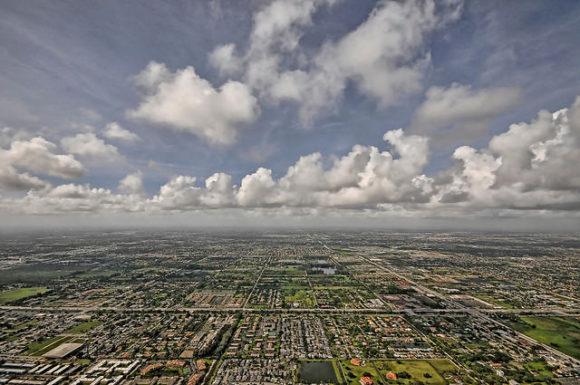 Florida Suburbanisierung Sprawl