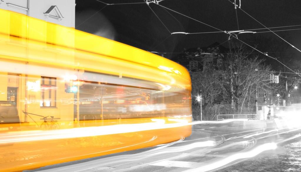 Straßenbahn Dresden DVB