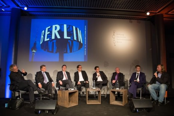 Podiumsdiskussion FMC Berlin