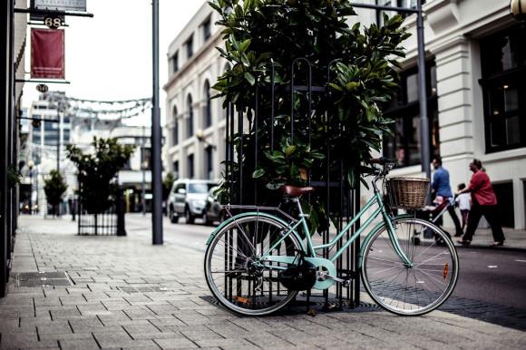 sehr gutes Artikelbild mit fahrradbezug