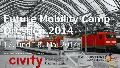 Future Mobility Camp TU Dresden 2014