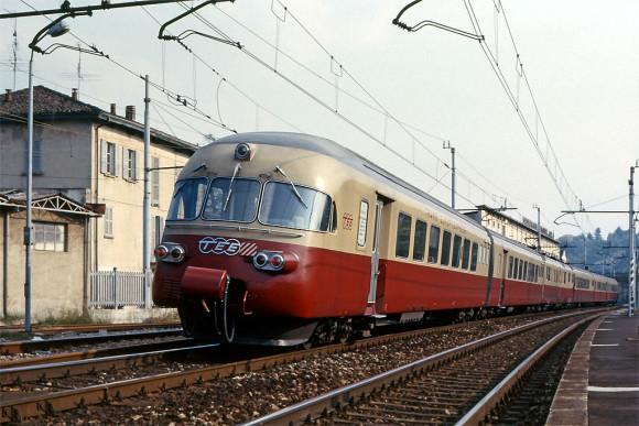 Schweizer TEE Zürich - Mailand