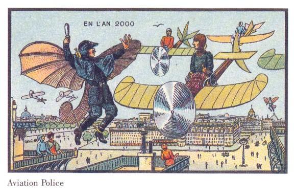 frankreich-im-jahr-2000-fliegende-verkehrspolizei