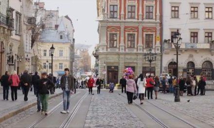 [Video zum Wochenende] Lviv in Bewegung