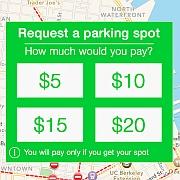 MonkeyParking Versteigerung Parkraum