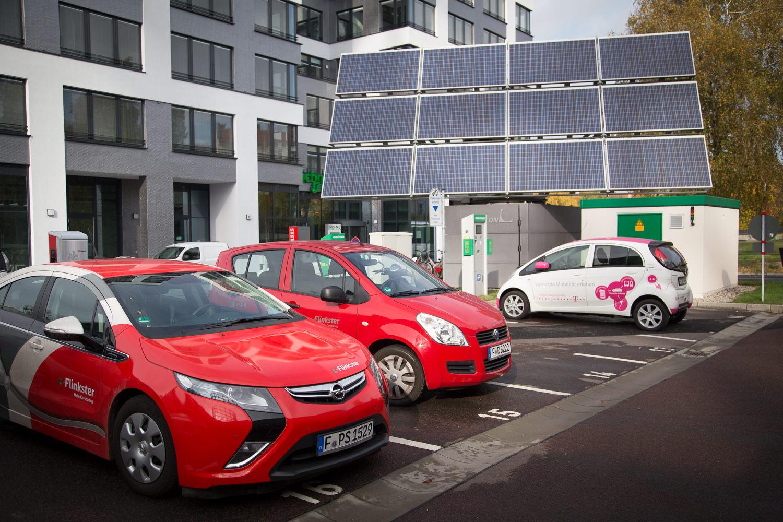 Carsharing Berlin Energiewende Verkehrswende